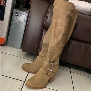 Just fab brand new Ramona tall heeled boots
